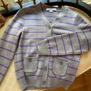 Brooks Brothers wool cardigan